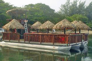 Floating Bar Restaurant
